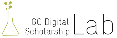 GC Digital Scholarship Lab